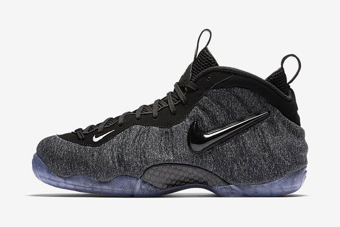 Nike Air Foamposite Pro Tech Fleece 1