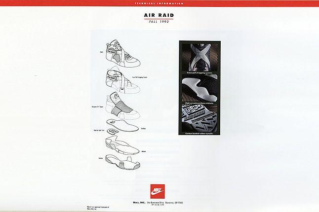 The Making Of The Nike Air Raid 19 1