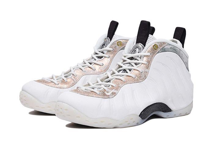Nike Air Foamposite Aa3963 101 Wmns 11 Sneaker Freaker Copy