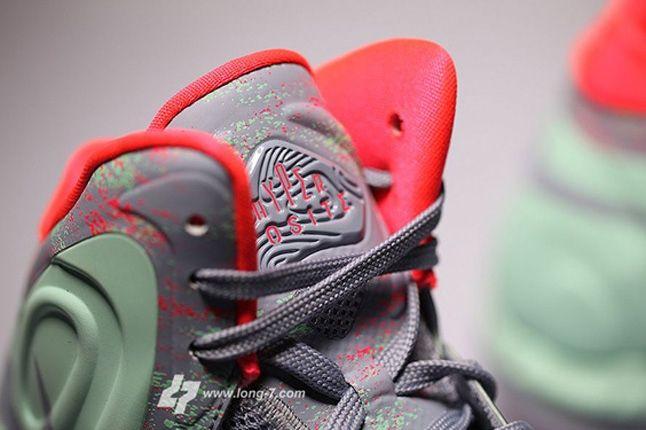 Nike Air Max Hyperposite Christmas Tongue Detail 1