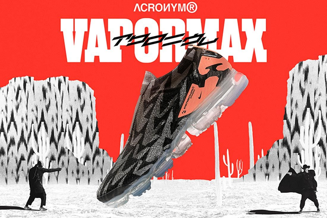 John Mayer Errolson Hugh Nike Air Vapormax Poster