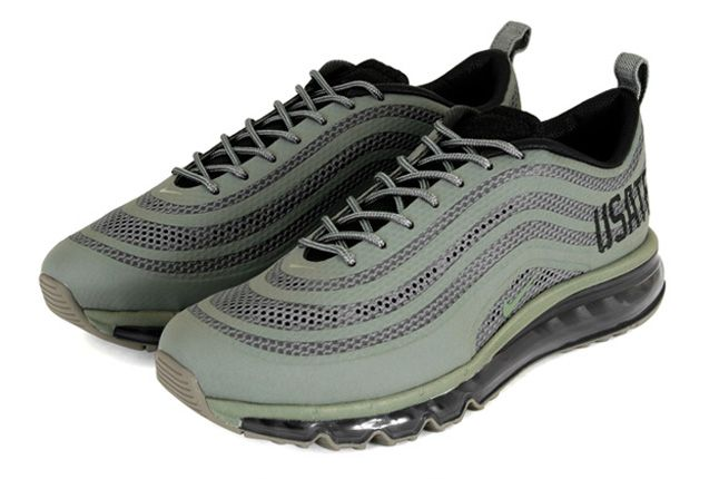 Nike Air Max 97 2013 Qs Usatf Quater Front 1