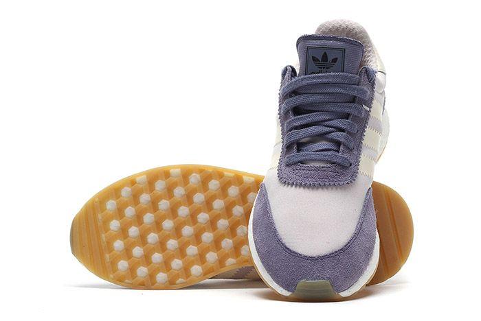 Adidas Iniki Runner Boost Purple 1
