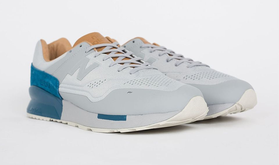 New Balance Re Engineered 1500 Silver Blue 3