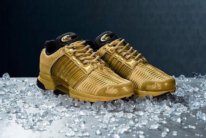 Adidas Climacool Precious Metals Pack Gold 1