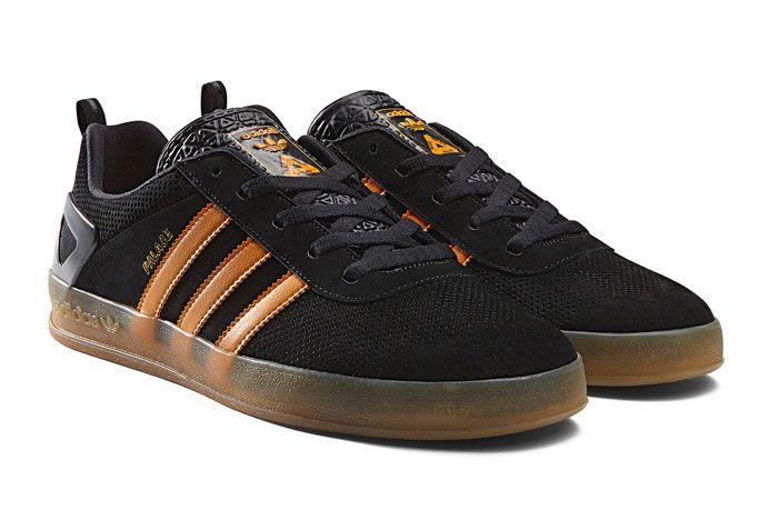 Adidas Palace Palace Pro Black Orange Front Side