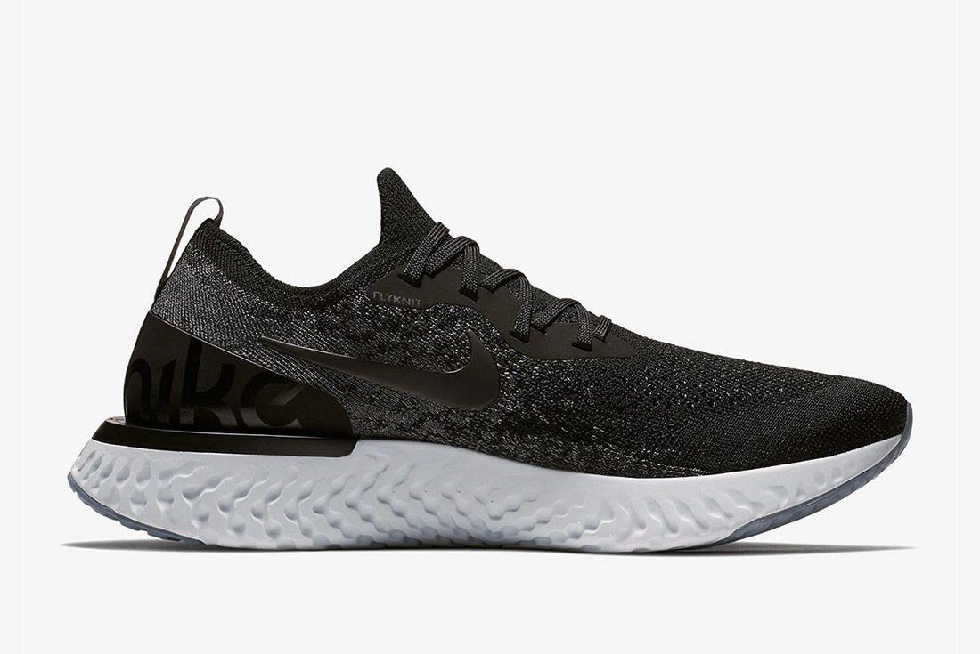 Nike Epic React Black 4