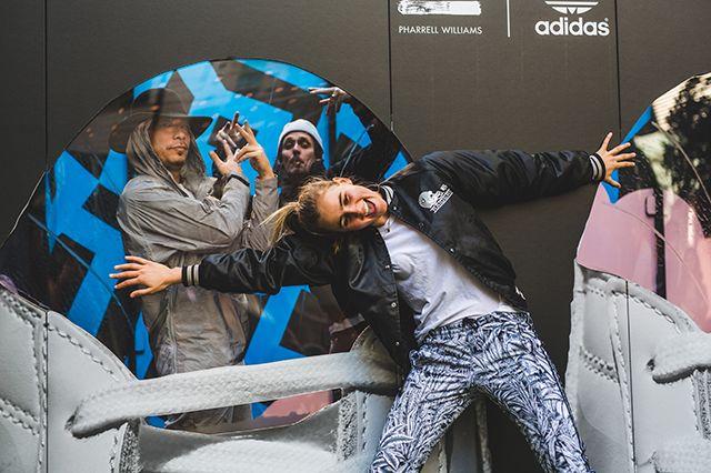 Adidas Supershell Sydney Event 2