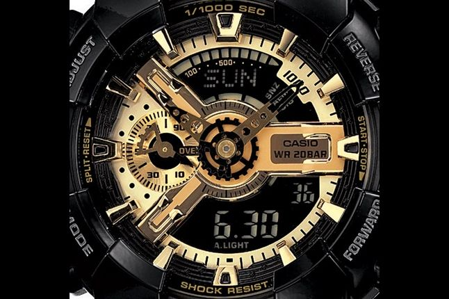 G Shock Ga 110 Gb 1 Adr Face 2