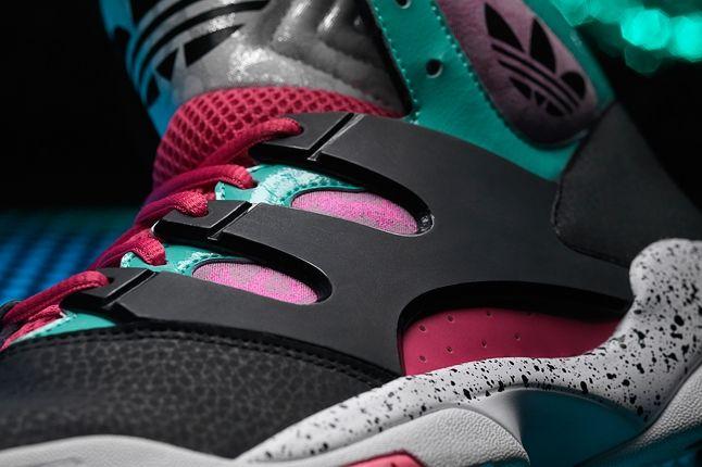 Adidas Miami Lights Glc Midfoot Detail 1