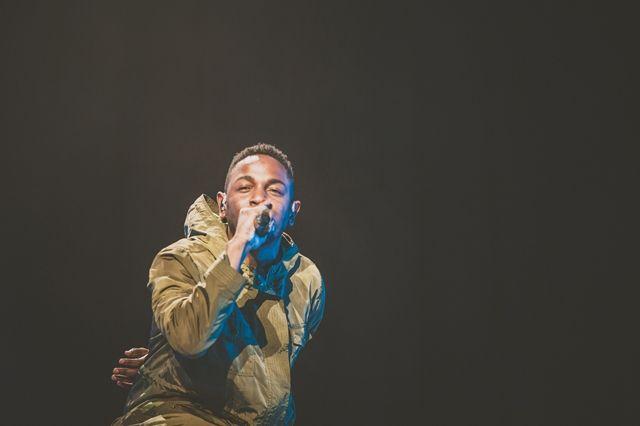 Eminem The Rapture Kendrick Lamar Melbourne 15