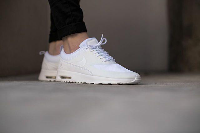 Nike Air Max Thea Triple White 2