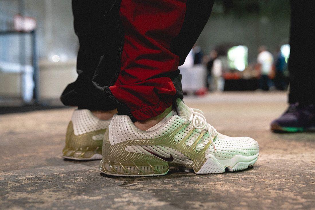 Sneakerness Milan Sneaker Freaker On Foot Shot13