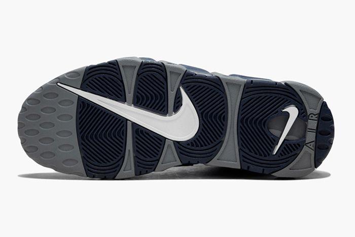 Nike Air More Uptempo Georgetown Hoyas 3
