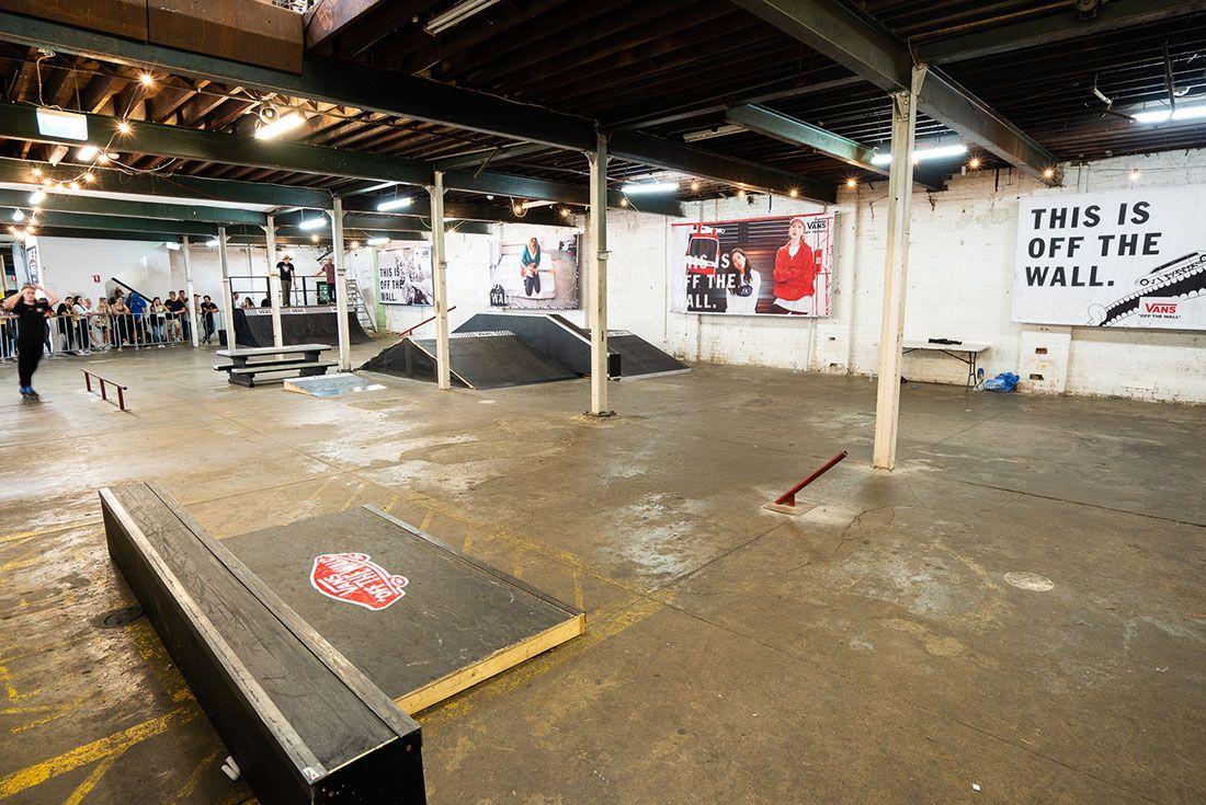 Sydney House Of Vans Skate