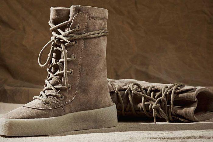 Yeezy Season 2 Crepe Boot 5