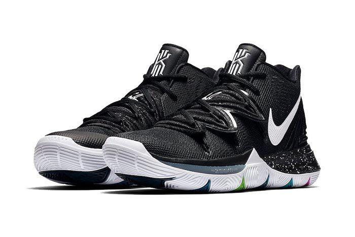 Nike Kyrie 5 Blk Mgc 2
