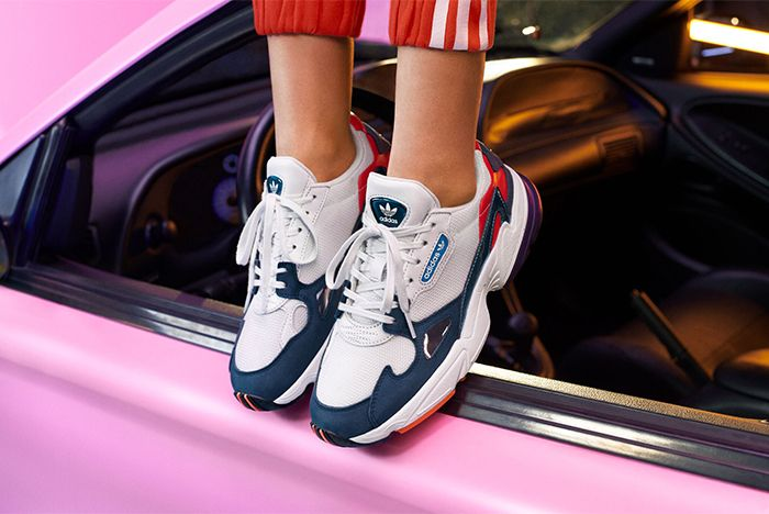 Kylie Jenner Adidas Falcon Release 4