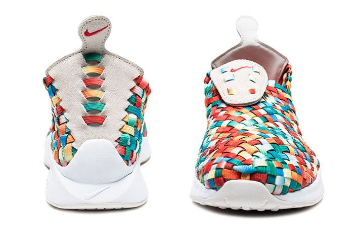 Nike Air Woven Multi Colour 3