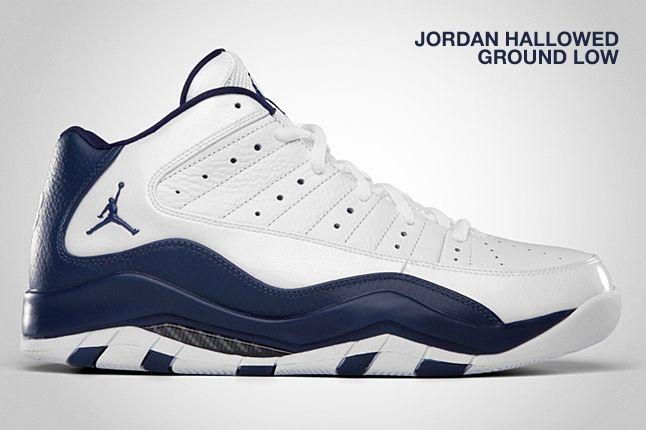 Jordan Hallowed Ground Low Midnight Navy 1