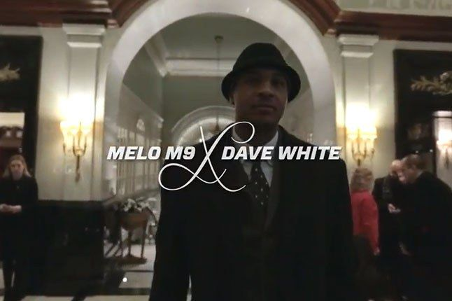 Dave White X Carmelo Anthony Tea For Two 1