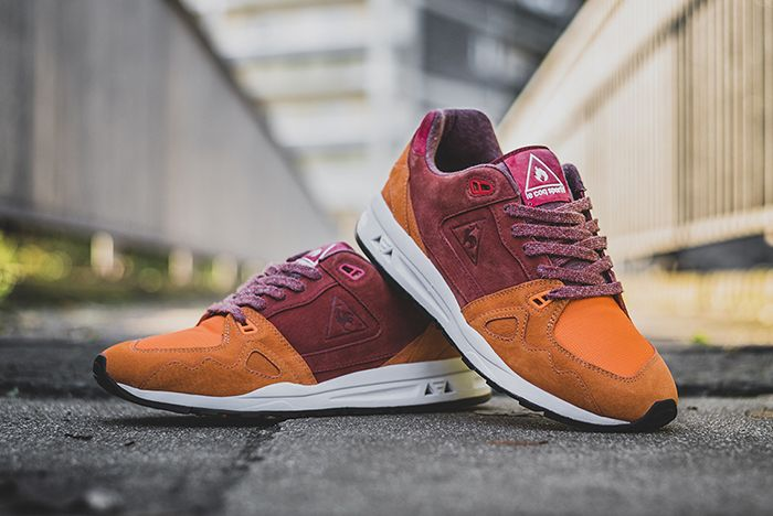 Hanon X Le Coq Sportiff Lcs R1000 French Jersey12