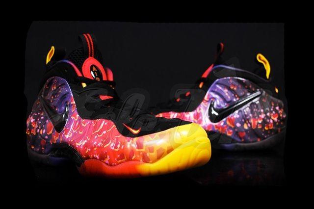 Nike Air Foamposite Pro Ateroid Toe Hero2