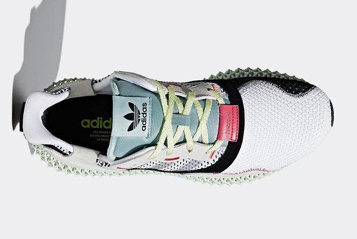 Adidas Consortium Zx 4000 Futurecraft 3
