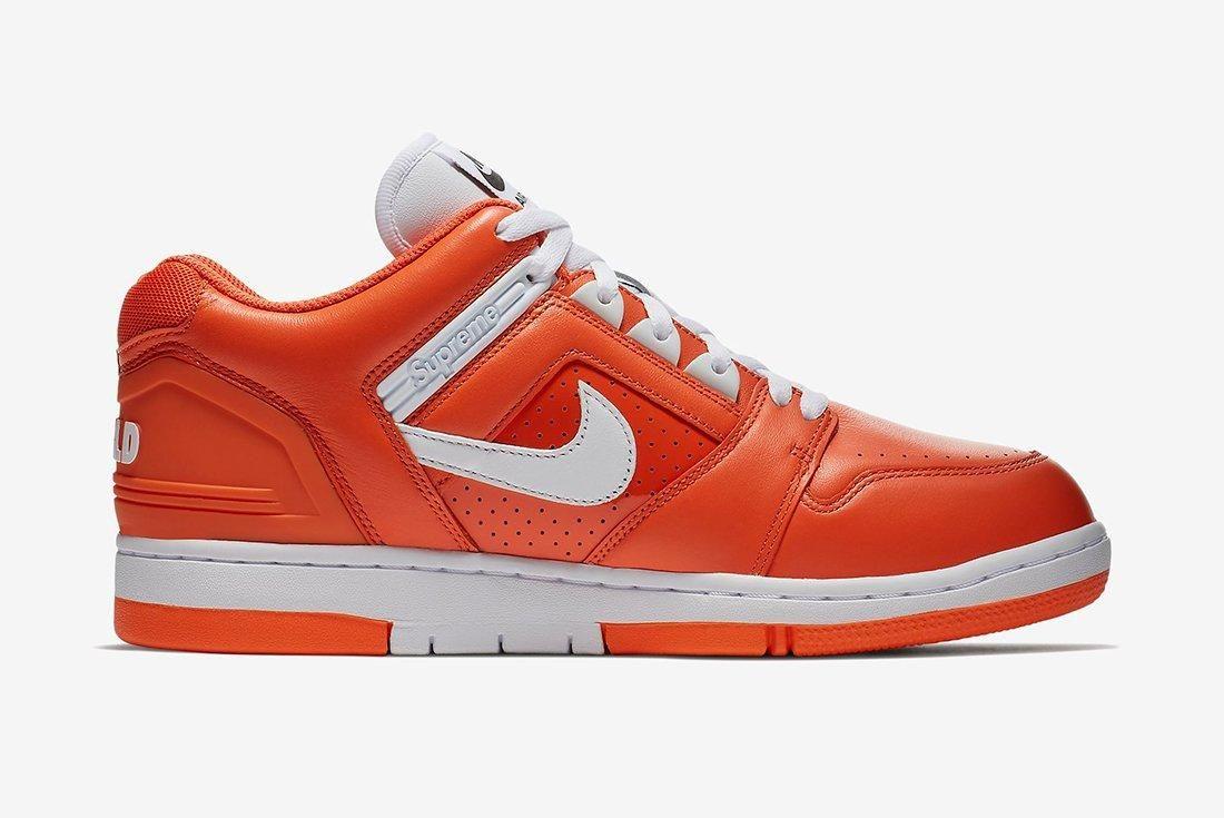 Supreme X Nike Air Force 2 20