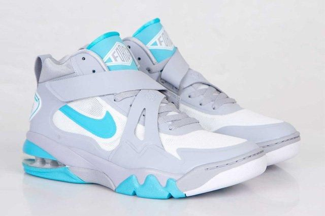 Nike Air Force Max Cb 2 Hyperfuse Wolf Grey 1