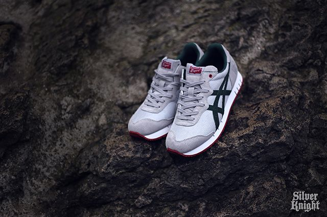The Good Will Out Onitsuka Tiger X Caliber Silver Knight 13