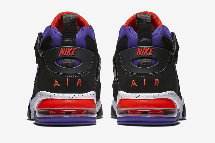 Nike Air Force Max Cb Suns 3