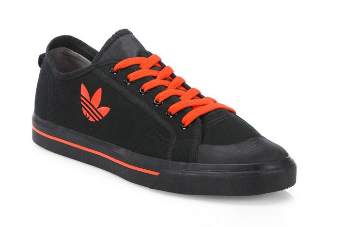 Raf Simons Adidas Spirit Low Top Black 2