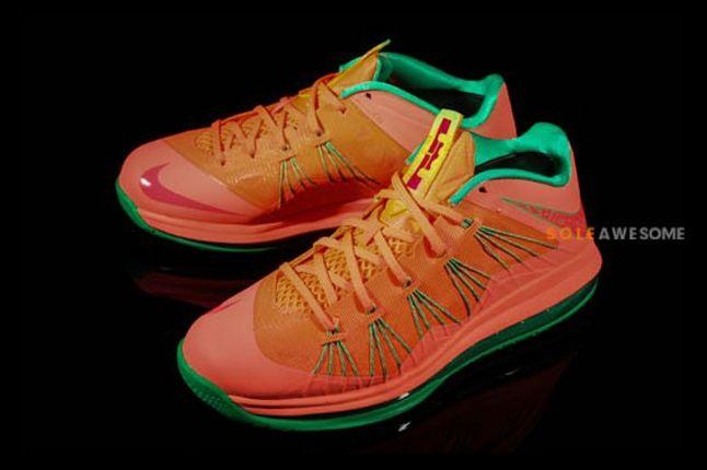 Nike Lebron X Low Watermelon Hero 1