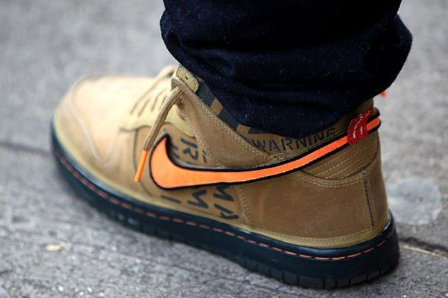 Nike Al Star Dunk 1