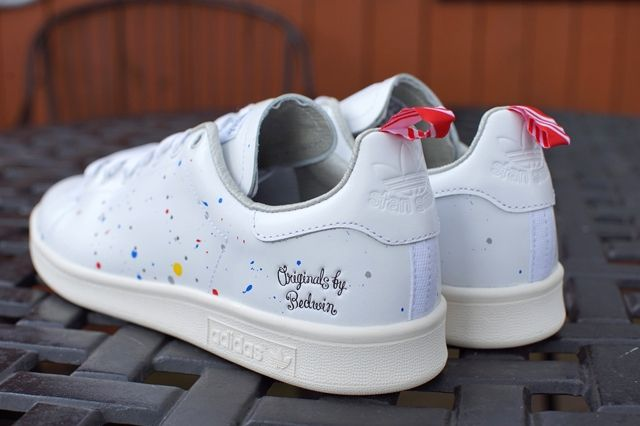 Bedwin And The Heartbreakers Adidas Stan Smith 1