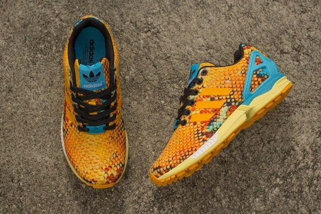 Adidas Zx Flux Honeycomb 31