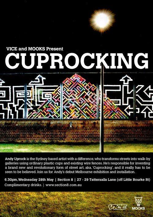 Cuprocking Melbourne 1