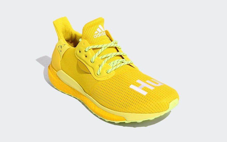 Adidas Solar Hu Glide Yellow Ef2379 Release Date 1