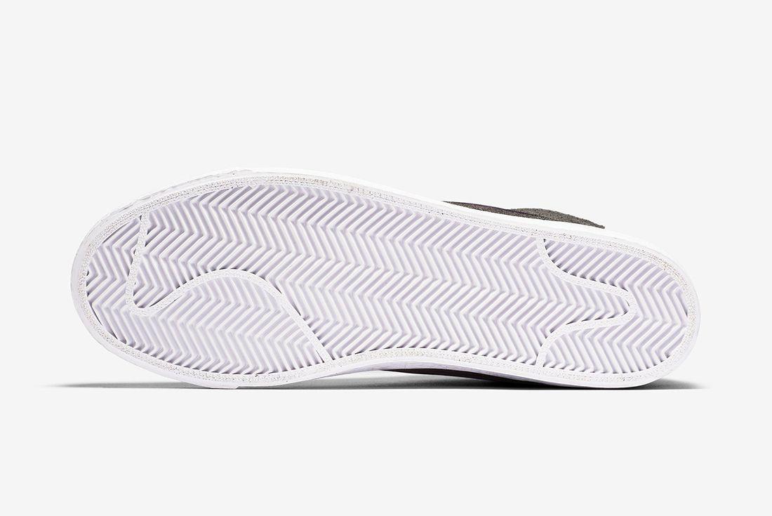 Nike Sb Zoom Blazer Premium Anthracite Purple Dynasty2