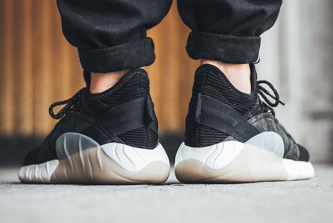 Adidas Tubular Rise On Feet 2