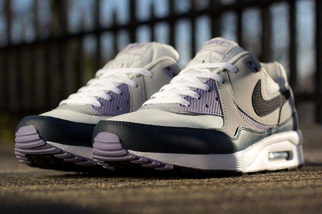 Nike Air Max Light Violet Grey 1