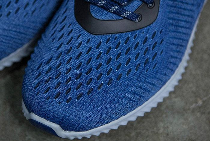 Adidas Alphabounce Engineered Mesh Collegiate Blue 1
