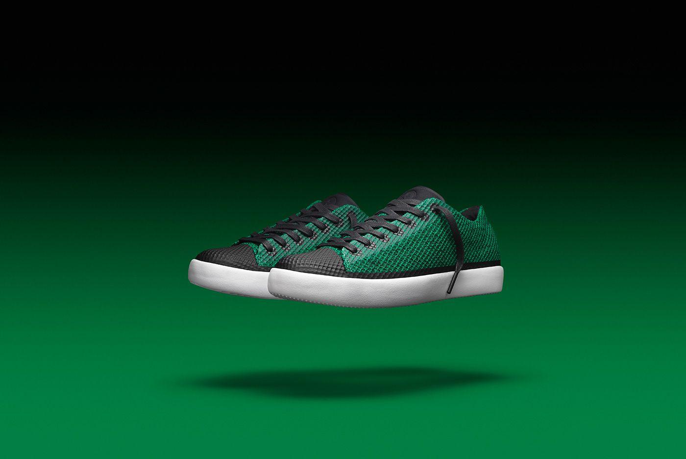 299355 All Star Modern Ox Green 3 4