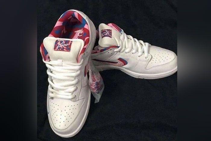 Parra Nike Sb Dunk Low 1 Pair
