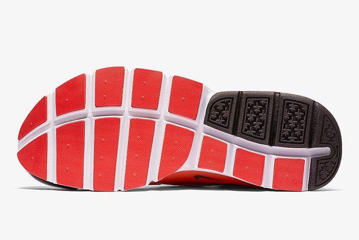 Nike Sock Dart Navy Orange 1