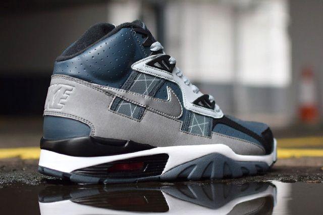 Nike Air Trainer Sc Grey Black Light 5