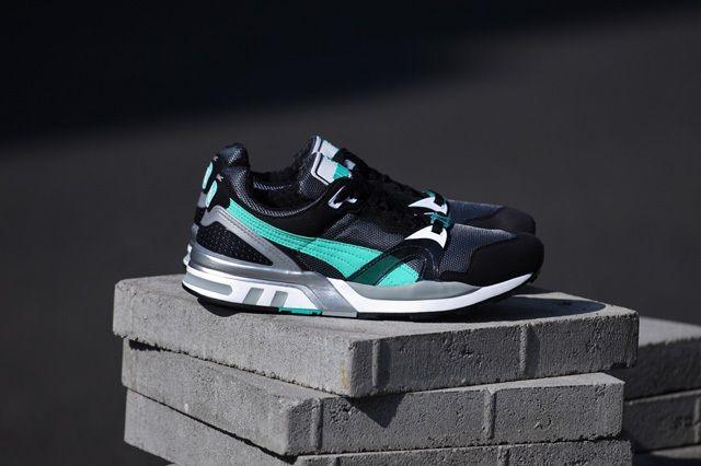 Puma Trinomic Xt 2 Plus Pool Green 3