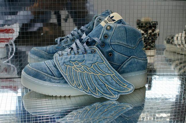 Jeremy Scott Wings Denim 2012 1