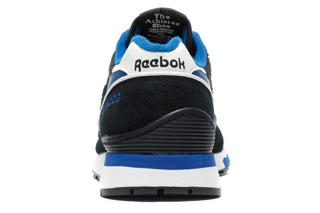 Reebok Gl6000 Blkblu Heel Profile 1